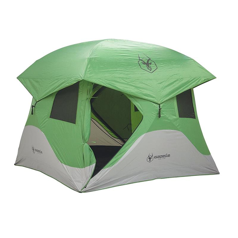 30400 New Gazelle T4 Camping Hiking Tent Water Resistant 4