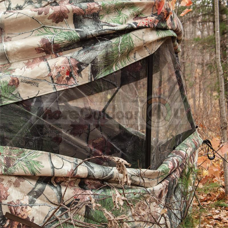 Bx550bw Barronett Blind Ox 5 Backwoods Camo