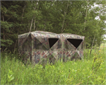 BE650BW The Beast 160x90x80 Hunting Blind Hunters Cabin